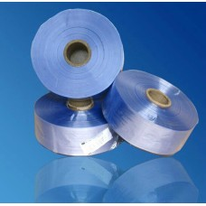 Heat shrinkable film, PVC shrink band sleeve with 2~120cm width Heat shrinkable belt ,