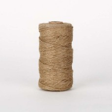 100M 1mm Thin 2 shares Natural Jute Twine Cord DIY Handmade Accessory Hemp Jute Rope For Paper crafting wedding scrapbooking