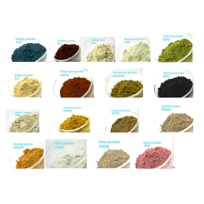 China High quality Herb powder and Extract Natural powder material for soap powder very good pigment