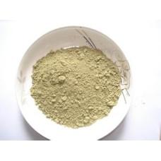 Natural green mud powder green clay powder for DIY cosmetic mask powder