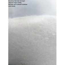 100g cosmetic grade 99% Kojic Acid powder skin whitening skin lightening
