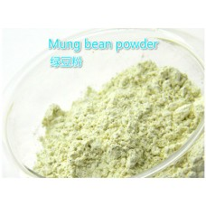 mung bean powder Herb powder and Extract Natural powder material for soap powder very good pigment
