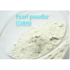 pearl powder Herb powder and Extract Natural powder material for soap powder very good pigment