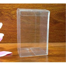 10*15*30cm PVC Transparent Personal Care Gift Craft Dolls Packaging Boxes pack of 100