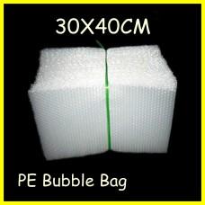 Bubble packaging,Pouches packaging,Air Bubble Bags PE bubble bags,30x40CM , bubble wrap bag