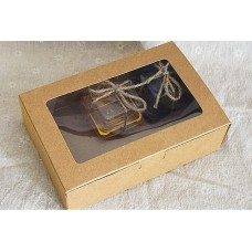 21 style Kraft paper wedding favors gift paper box for cake packing,clear window cake paper box, pink food packaging cupcake box , custom print logo