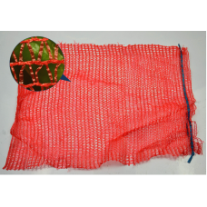 Nylon net bag 40*60cm Mesh drawstring Bags, for vegetable, fruits, Reusable Nylon Mesh net Produce Poly Bags