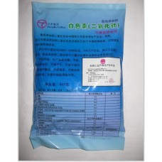Food additive white pigment pure titanium dioxide color
