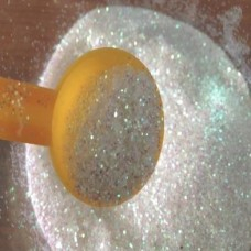 Colorful White glitter powder Sequin Powder For Makeup  Nail Art Christmas gifts craft candles and so on
