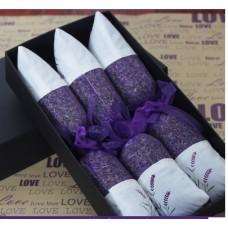 Lavender sachets natural dried flowers  sleep sweet bursa car wardrobe sachets  mouldproof sweet fume bags  special gift