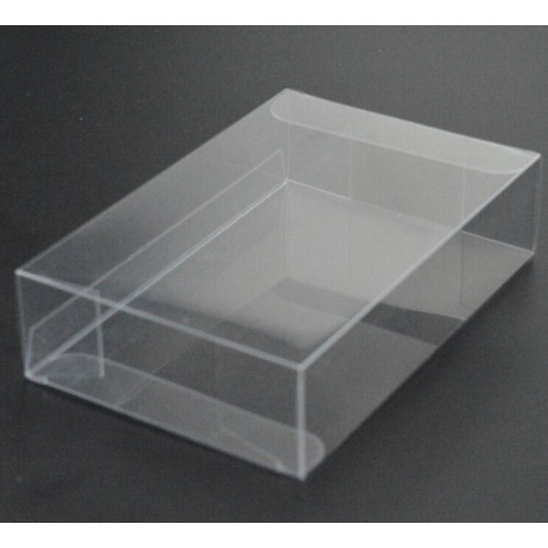 Size 1 5 8 13cm Small Clear Gift Boxes Carton Gift Box Clear