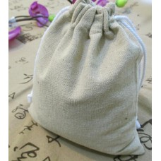 size:10*15cm 13*18cm 15*20cm Cotton bags with drawstring ,small cloth gift bags ,fabric gift pouch bag