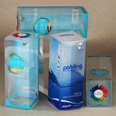 5*7*6cm  Free shipping, New arrived Bomboniere Wedding Favor Clear PVC Wedding Boxes/Candy boxes ,custem printed logo for your brand